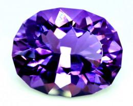 41.00 cts Top Quality Fancy Cut Amethyst Gemstone