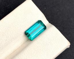S#31-70 , 3.0 cts Natural Blue Tourmaline Gemstone