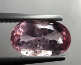 RARE GFCO Certified Padparadscha Sapphire - 3.55 ct