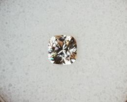 1,75ct White Zircon - Master cut!