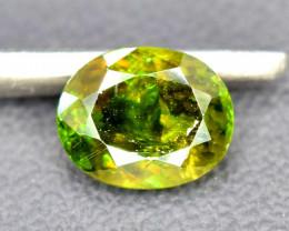 NR Auction - 1.20 cts Sphene Titanite Gemstone from Skardu Pakistan
