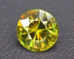 S#31-28 , 1.0 cts Natural Full Fire Sphene Gemstone