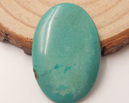 16ct Turquoise Cabochon,Lucky Turquoise Gemstone ,Healing Stone B320
