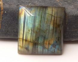 85.5ct Labradorite Square Labradorite Cabochon, healing Stone B323