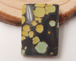 17.5ct Turquoise Cabochon,Lucky Turquoise Gemstone ,Healing Stone B324