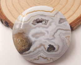 88.5cts Ocean Jasper Cabochon,Lucky Jasper Gemstone ,Healing Stone B326