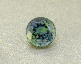 Unheated Bi Colour Sapphire 0.61 Ct, Good Colour & Cut(01364)