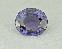 Natural Purple Spinel 1.21 Ct. Attractive Stone (01337)
