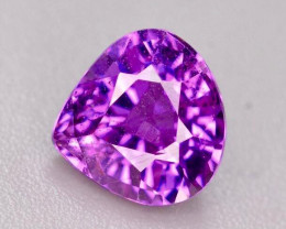 GIL Certified Color Change 1.20 ct Natural Purple Blue Sapphire