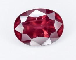 4.95 Crt Rhodolite Garnet Faceted Gemstone (R12)