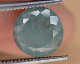 2.89 Crt Rare Grandidierite Faceted Gemstone (R12)