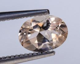 0.75 Crt Morganite Faceted Gemstone (R12)