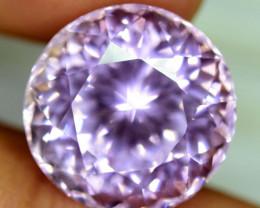 NR Auction - 14.20 cts Natural Pink Color Kunzite Gemstone