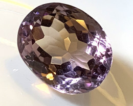 ⭐6.09ct  ROSE DE FRANCE AMETHYST AMETRINE - VVS
