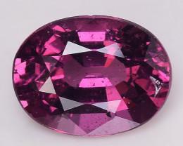 1.44 Cts Natural Grape- Purple Garnet Excellent Color ~ GN 8