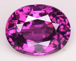 1.09 Cts Natural Grape- Purple Garnet Excellent Color ~ GN14