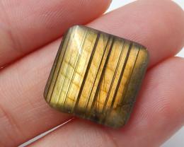 12.8cts Labradorite cabochon, semi-precious stones, jewelry B368