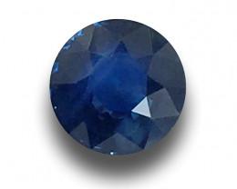 Carats Natural Blue Sapphire  Loose Gemstone Ceylon - New-