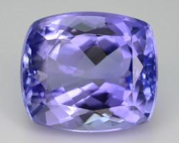 AAA Grade 6.63 ct Tanzanite Amazing Color and Cut SKU-11