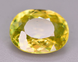 Top Spark 1.90  Ct Natural Tanzanian Sphene