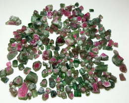 Watermelon Tourmaline Rough lot 1150 Cts -Afghanistan