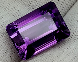 19.30CT AMETHYST TOP PURPLE  BEST QUALITY GEMSTONE IGC51