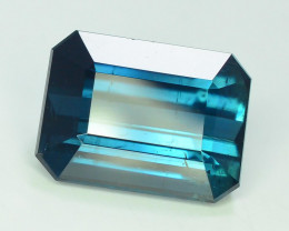 Top Grade 12.35 ct Indicolite Tourmaline