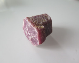 IMPORTANT NATURAL UNHEAT ROUGH RUBY 210CTS