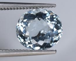 2.70 Crt Aquamarine Faceted Gemstone (R13)