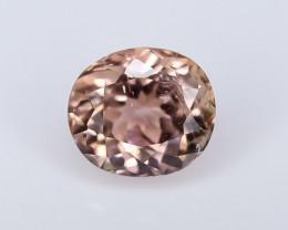1.97 Crt Pink Tourmaline Faceted Gemstone (R13)