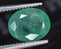 1.81 Crt Emerald Faceted Gemstone (R13)