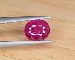 Natural Ruby 1.45 Cts from Burma