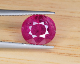 Natural Ruby 2.48 Cts from Burma