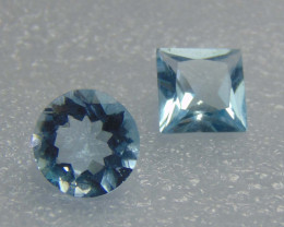 FLAWLESS SPARKLING collective blue topaz