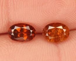 Rare Top Quality Rare Earth Mineral with Top Luster Bastnasite Gemstone Lot