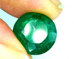 3.15 cts Swat Emerald Gemstone