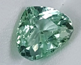 2.85Crt Green Spodumene  Best Grade Gemstones JI149