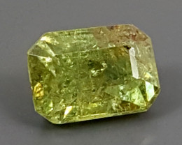 0.85Crt Rare Demontoid garnet  Best Grade Gemstones JI149