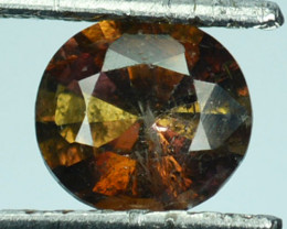 ~RARE~ 1.47 Cts Natural Color Change Axinite Oval Cut Pakistan