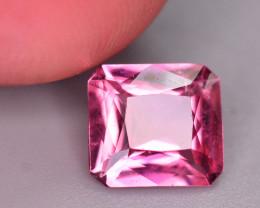 Top Grade 1.40 Ct Natural Pink Tourmaline