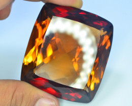 AAA Quality 830 ct Champagne Color Topaz Skardu Pakistan