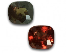 Natural Unheated Color Changing Garnet |Loose Gemstone | Sri Lanka