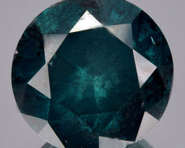 GIL Certified Natural Blue Diamond - 0.55 ct
