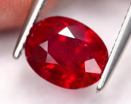 3.00Ct Madagascar Pigeon Blood Red Ruby  BS0511