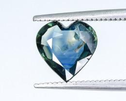 1.84 Crt Sapphire Faceted Gemstone (R14)