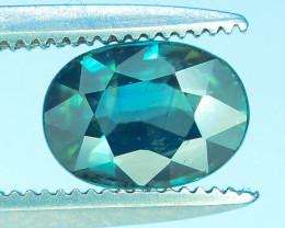 1.15 CT Natural Bi colour  Sapphire