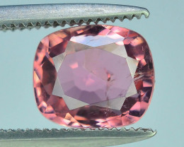 1.35 ct Natural Untreated Pink Color Tourmaline~Afghanistan