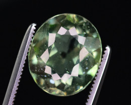 4.70 Ct Gorgeous Color Natural Apatite. ARA
