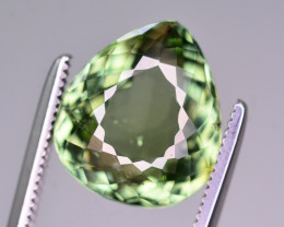 AIG Certified 4.81 Ct Superb Color Natural Paraiba Tourmaline