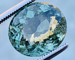 AIG Certified 6.36 Ct Great Quality Natural Paraiba Tourmaline
